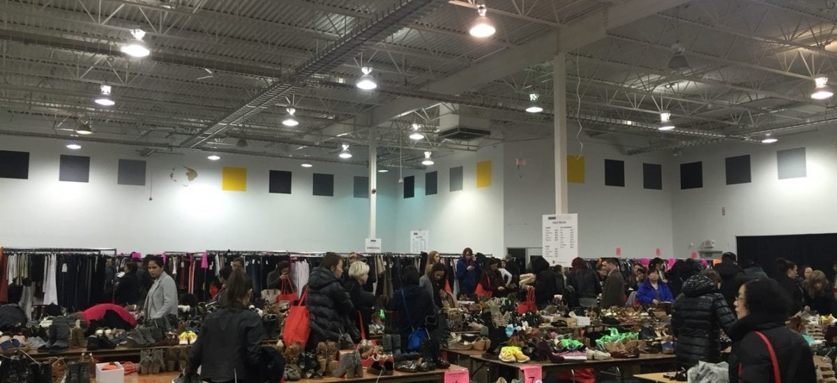 Thanks for Visiting the Nordstrom Warehouse Sale!
